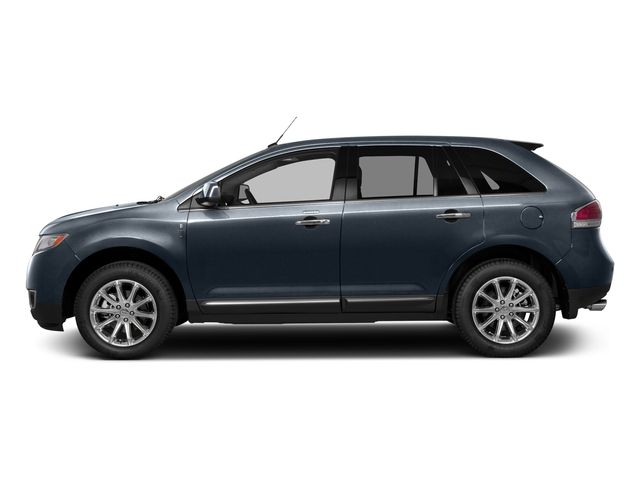 Smoked Quartz Metallic Tinted Clearcoat 2015 Lincoln MKX Pictures MKX Wagon 4D Elite AWD photos side view