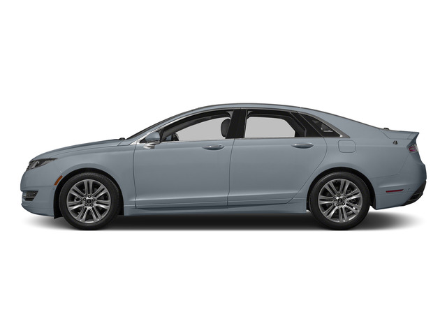 Luxe Metallic 2015 Lincoln MKZ Pictures MKZ Sedan 4D V6 photos side view