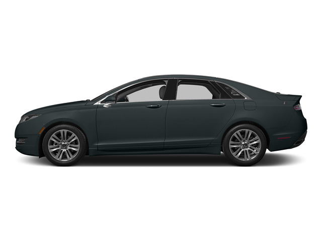 Guard Metallic 2015 Lincoln MKZ Pictures MKZ Sedan 4D V6 photos side view