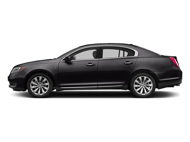 Ebony 2015 Lincoln MKS Pictures MKS Sedan 4D V6 photos side view