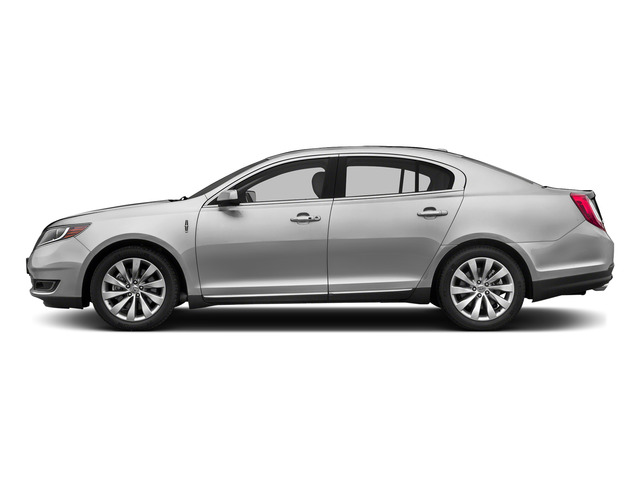 Ingot Silver Metallic 2015 Lincoln MKS Pictures MKS Sedan 4D V6 photos side view
