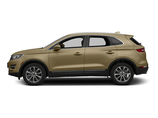 Karat Gold Metallic 2015 Lincoln MKC Pictures MKC Utility 4D Select AWD I4 Turbo photos side view