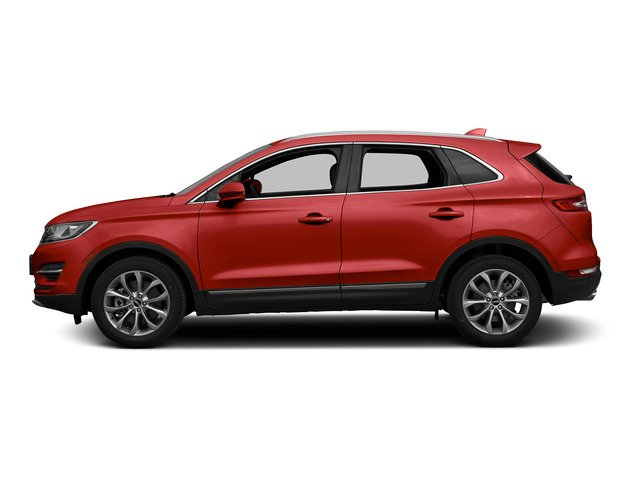 Ruby Red Metallic Tinted Clearcoat 2015 Lincoln MKC Pictures MKC Utility 4D Select AWD I4 Turbo photos side view