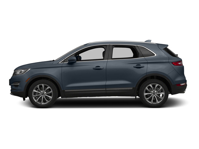 Smoked Quartz Metallic Tinted Clearcoat 2015 Lincoln MKC Pictures MKC Utility 4D Select AWD I4 Turbo photos side view
