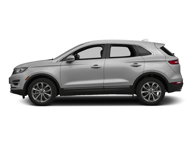 Ingot Silver Metallic 2015 Lincoln MKC Pictures MKC Utility 4D Select AWD I4 Turbo photos side view
