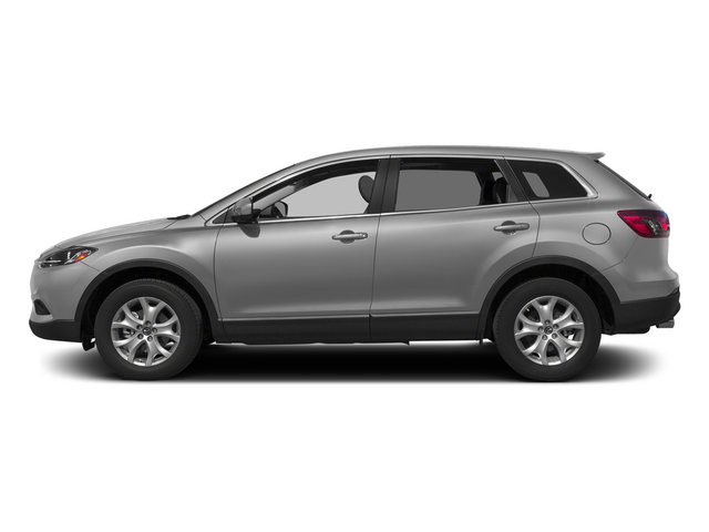 Liquid Silver 2015 Mazda CX-9 Pictures CX-9 Utility 4D Sport AWD V6 photos side view