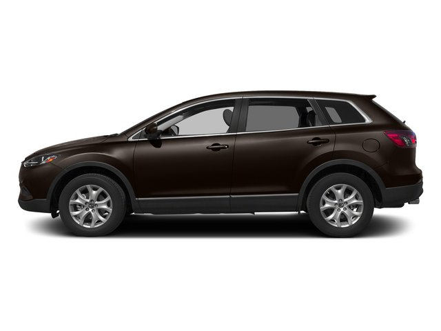 Titanium Flash Mica 2015 Mazda CX-9 Pictures CX-9 Utility 4D Touring 2WD V6 photos side view