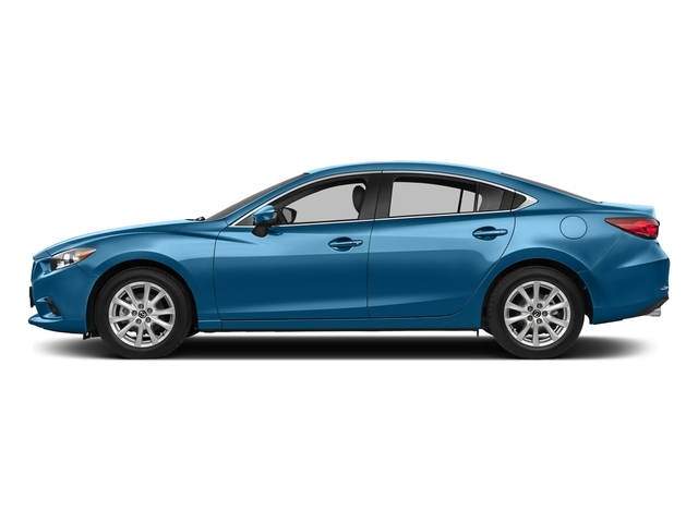 Blue Reflex Mica 2015 Mazda Mazda6 Pictures Mazda6 Sedan 4D i GT I4 photos side view