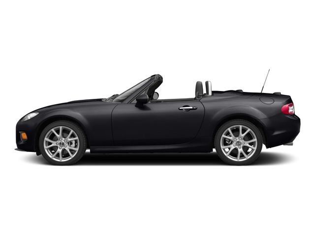 Meteor Gray 2015 Mazda MX-5 Miata Pictures MX-5 Miata Convertible 2D Sport I4 photos side view