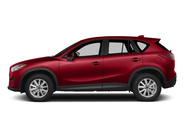 Soul Red 2015 Mazda CX-5 Pictures CX-5 Utility 4D Touring AWD I4 photos side view