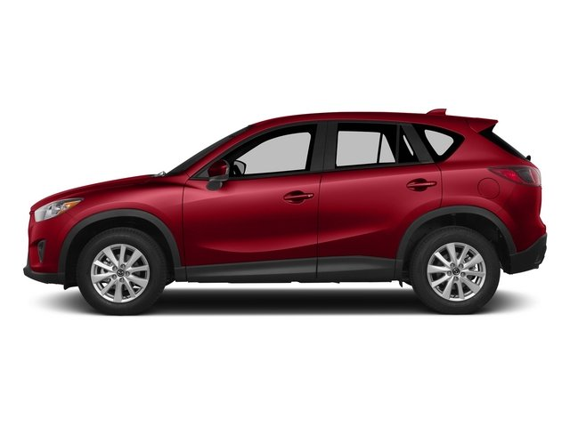 Soul Red 2015 Mazda CX-5 Pictures CX-5 Utility 4D GT 2WD I4 photos side view