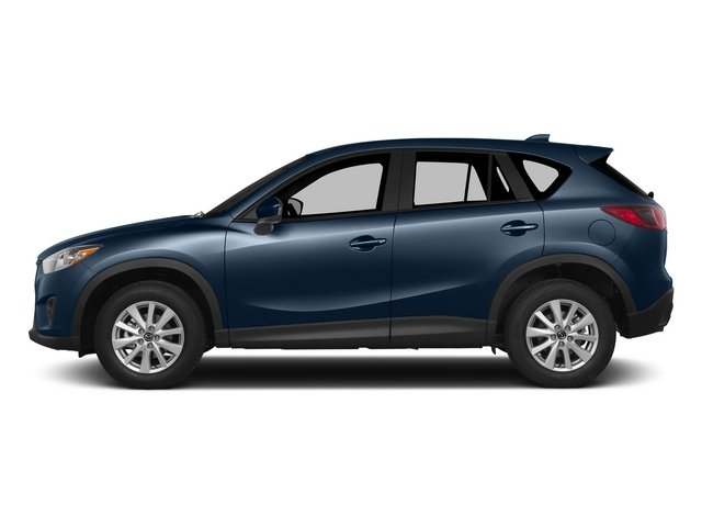 Blue Reflex Mica 2015 Mazda CX-5 Pictures CX-5 Utility 4D Touring AWD I4 photos side view