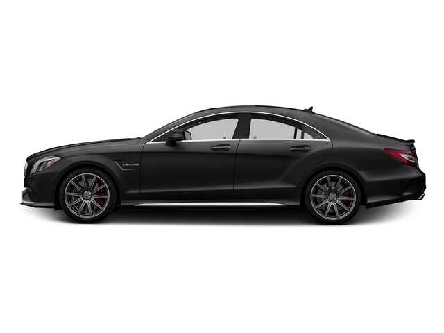 Black 2015 Mercedes-Benz CLS-Class Pictures CLS-Class Sedan 4D CLS63 AMG S AWD V8 photos side view