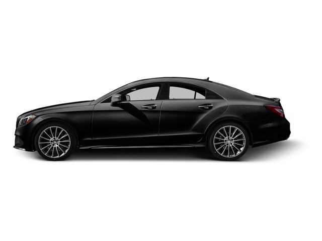 Black 2015 Mercedes-Benz CLS-Class Pictures CLS-Class Sedan 4D CLS400 AWD V6 Turbo photos side view
