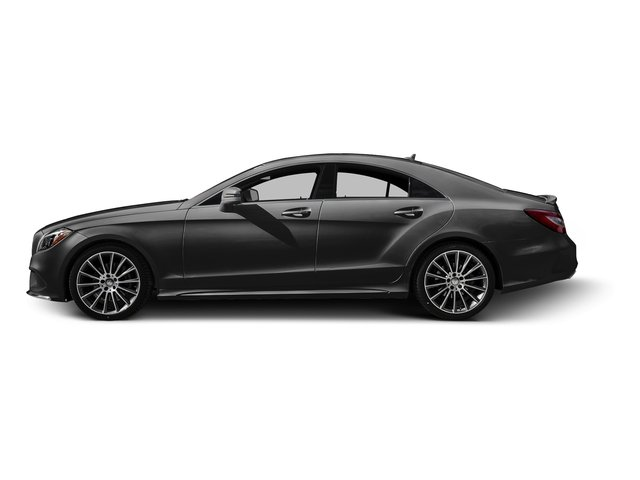 Steel Gray Metallic 2015 Mercedes-Benz CLS-Class Pictures CLS-Class Sedan 4D CLS400 AWD V6 Turbo photos side view