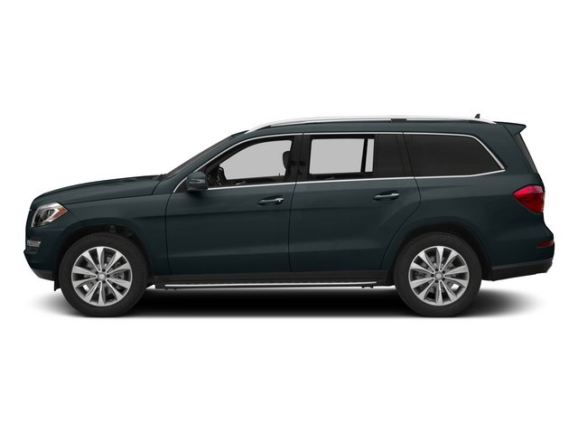 Steel Gray Metallic 2015 Mercedes-Benz GL-Class Pictures GL-Class Utility 4D GL450 4WD V6 photos side view