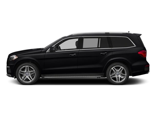Black 2015 Mercedes-Benz GL-Class Pictures GL-Class Utility 4D GL550 4WD V8 photos side view