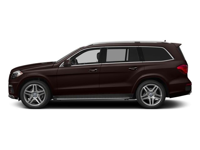 Dakota Brown Metallic 2015 Mercedes-Benz GL-Class Pictures GL-Class Utility 4D GL550 4WD V8 photos side view