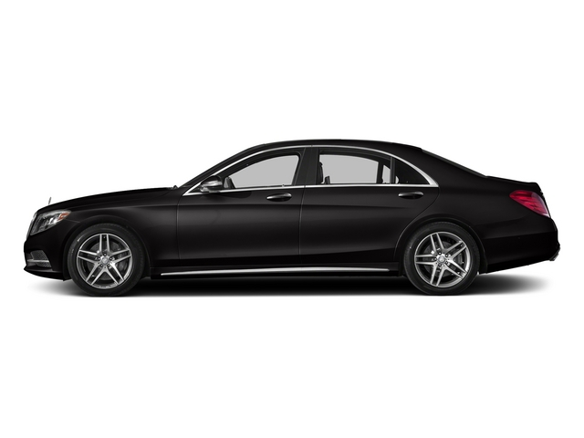 Verde Brook Metallic 2015 Mercedes-Benz S-Class Pictures S-Class Sedan 4D S550 AWD V8 photos side view