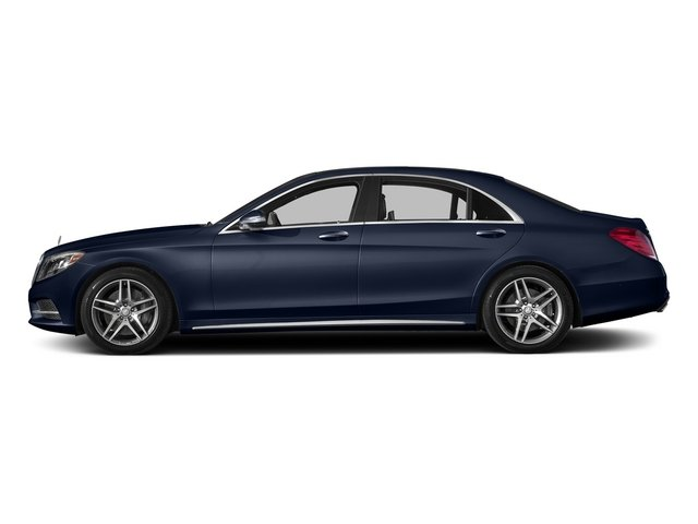 Lunar Blue Metallic 2015 Mercedes-Benz S-Class Pictures S-Class Sedan 4D S550 AWD V8 photos side view