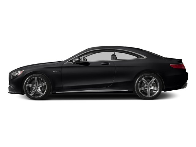 Black 2015 Mercedes-Benz S-Class Pictures S-Class Coupe 2D S63 AMG AWD V8 Turbo photos side view