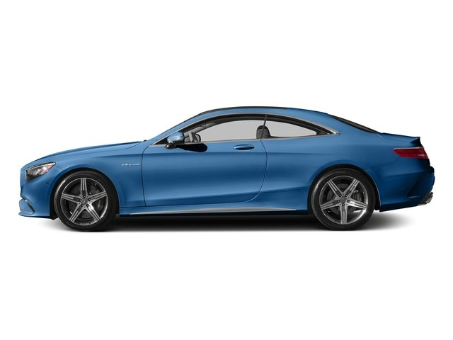 Lunar Blue Metallic 2015 Mercedes-Benz S-Class Pictures S-Class Coupe 2D S63 AMG AWD V8 Turbo photos side view