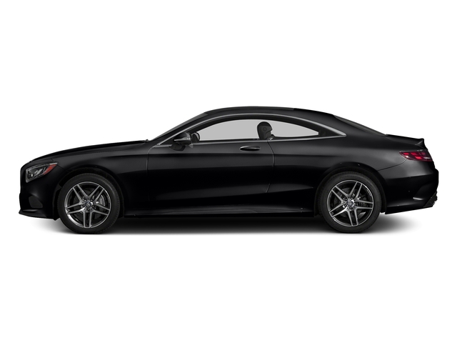 Black 2015 Mercedes-Benz S-Class Pictures S-Class Coupe 2D S550 AWD V8 Turbo photos side view