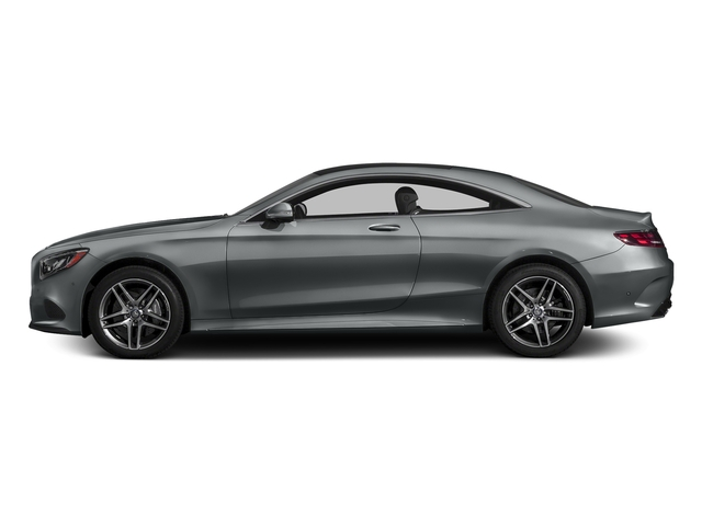 Palladium Silver Metallic 2015 Mercedes-Benz S-Class Pictures S-Class Coupe 2D S550 AWD V8 Turbo photos side view