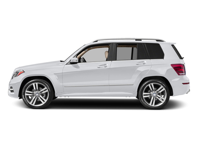 Polar White 2015 Mercedes-Benz GLK-Class Pictures GLK-Class Utility 4D GLK350 AWD V6 photos side view