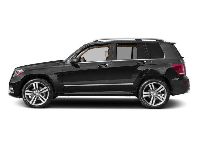 Obsidian Black Metallic 2015 Mercedes-Benz GLK-Class Pictures GLK-Class Utility 4D GLK350 AWD V6 photos side view