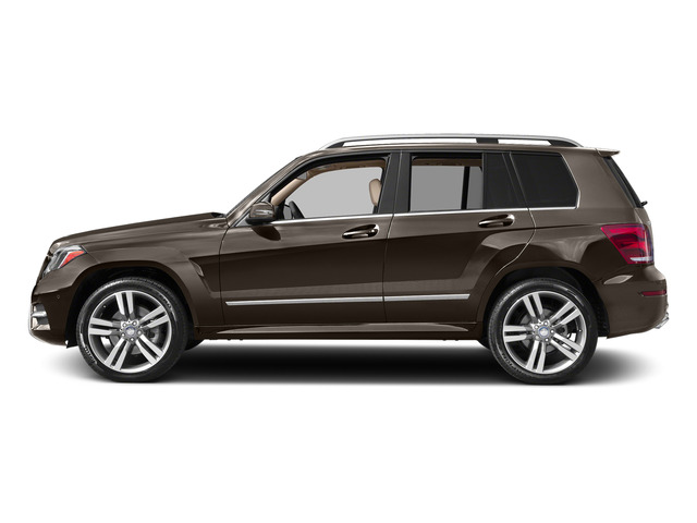 Dolomite Brown 2015 Mercedes-Benz GLK-Class Pictures GLK-Class Utility 4D GLK350 AWD V6 photos side view