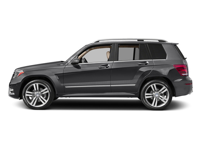 Steel Gray Metallic 2015 Mercedes-Benz GLK-Class Pictures GLK-Class Utility 4D GLK350 AWD V6 photos side view