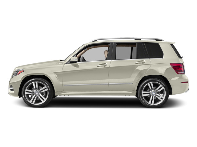 designo Diamond White Metallic 2015 Mercedes-Benz GLK-Class Pictures GLK-Class Utility 4D GLK350 AWD V6 photos side view