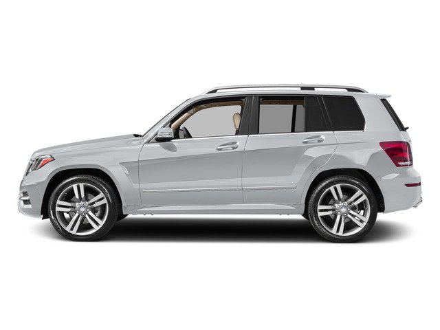 Diamond Silver 2015 Mercedes-Benz GLK-Class Pictures GLK-Class Utility 4D GLK350 AWD V6 photos side view