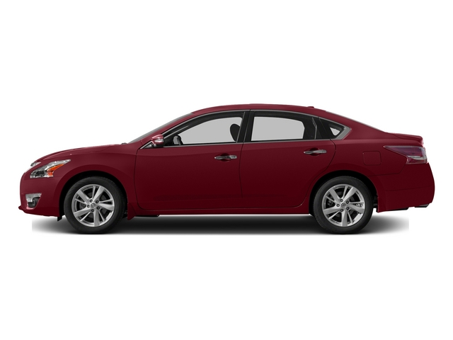 Cayenne Red 2015 Nissan Altima Pictures Altima Sedan 4D SL V6 photos side view