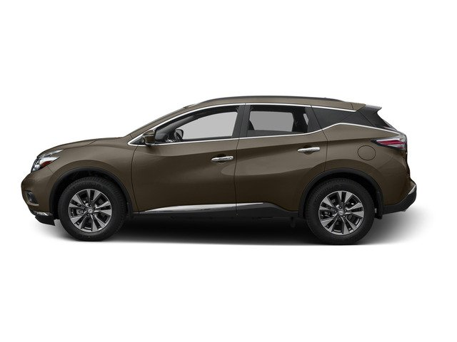 Java Metallic 2015 Nissan Murano Pictures Murano Utility 4D SV 4WD V6 photos side view