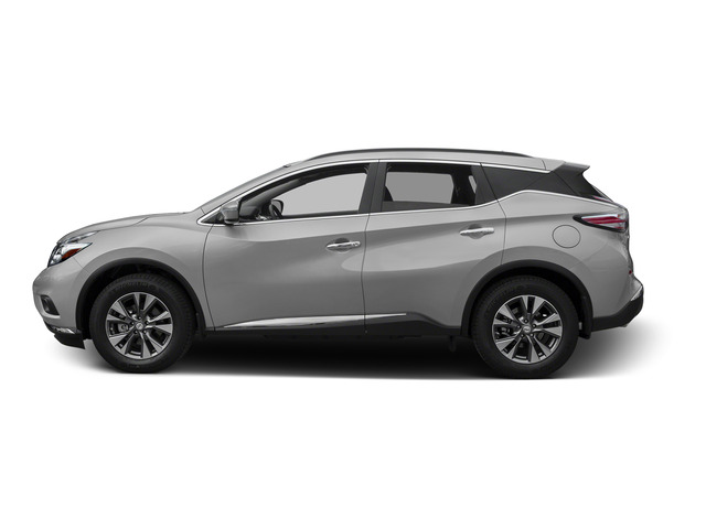 Brilliant Silver Metallic 2015 Nissan Murano Pictures Murano Utility 4D S 2WD V6 photos side view