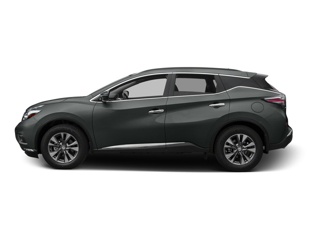 Gun Metallic 2015 Nissan Murano Pictures Murano Utility 4D SV 4WD V6 photos side view