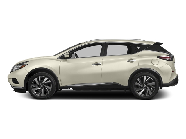 Pearl White 2015 Nissan Murano Pictures Murano Utility 4D Platinum 2WD V6 photos side view