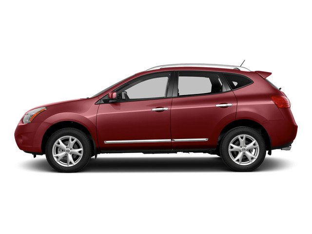 Cayenne Red 2015 Nissan Rogue Select Pictures Rogue Select Utility 4D S 2WD I4 photos side view