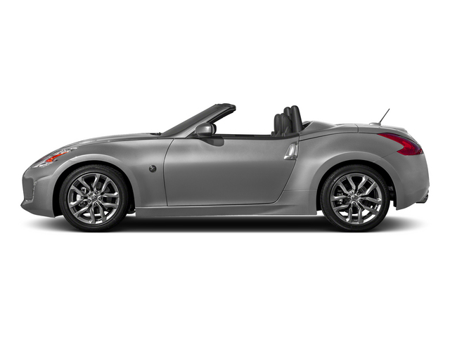 Brilliant Silver Metallic 2015 Nissan 370Z Pictures 370Z Roadster 2D Touring Sport V6 photos side view