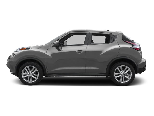 Brilliant Silver 2015 Nissan JUKE Pictures JUKE Utility 4D NISMO 2WD I4 Turbo photos side view