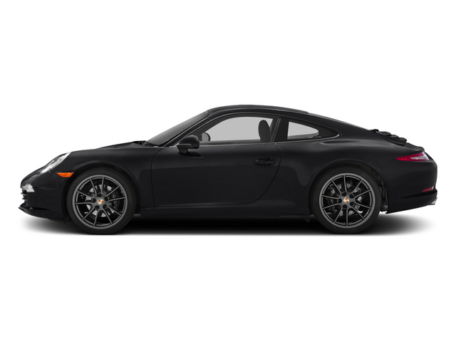 Black 2015 Porsche 911 Pictures 911 Coupe 2D 4 AWD H6 photos side view