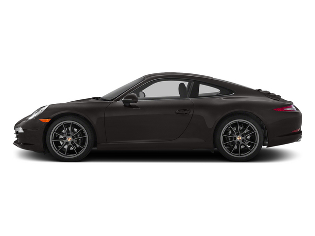 Anthracite Brown Metallic 2015 Porsche 911 Pictures 911 Coupe 2D 4 AWD H6 photos side view