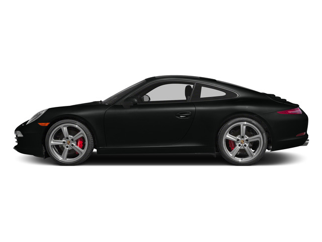 Jet Black Metallic 2015 Porsche 911 Pictures 911 2 Door Coupe photos side view