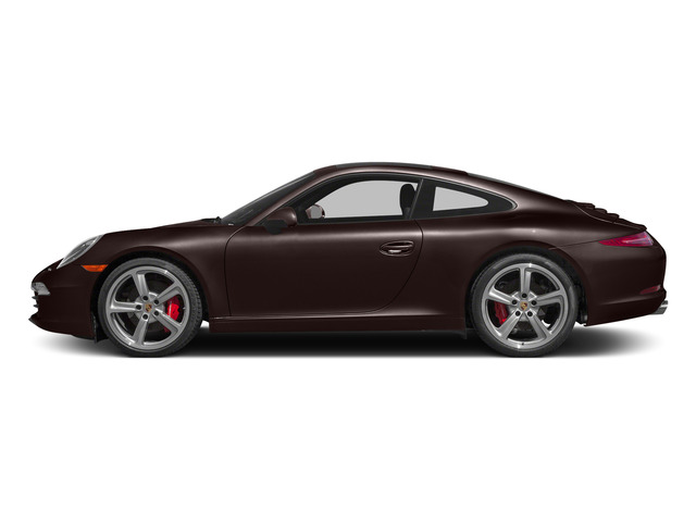 Mahogany Metallic 2015 Porsche 911 Pictures 911 Coupe 2D S H6 photos side view