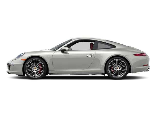 White 2015 Porsche 911 Pictures 911 Coupe 2D 4 Targa AWD photos side view