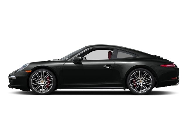Jet Black Metallic 2015 Porsche 911 Pictures 911 Coupe 2D 4 Targa AWD photos side view