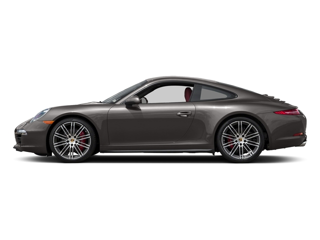 Anthracite Brown Metallic 2015 Porsche 911 Pictures 911 Coupe 2D 4 Targa AWD photos side view