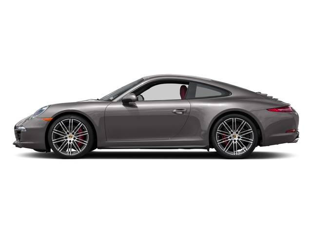 Agate Gray Metallic 2015 Porsche 911 Pictures 911 Coupe 2D 4 Targa AWD photos side view